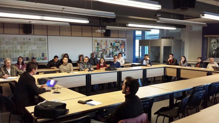 20140325 181220 Microinvest с публична лекция в Нов български университет