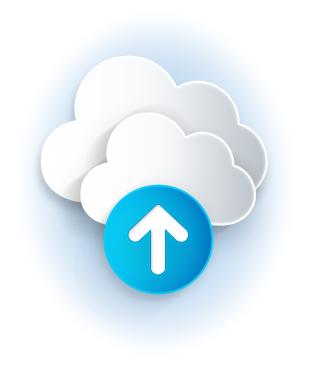 Предимства да бъдете в облака